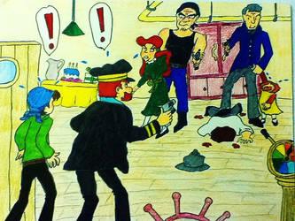 Blindsided - Origins of Tintin by BardofMaple
