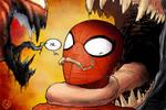 Spidey, Venom and Carnage