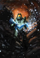 Halo 4: We go, together... by AndrewKwan