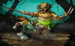 Thrill of the Hunt: Boba Fett VS Predator