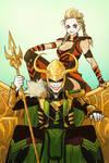 The Clown Prince of Asgard