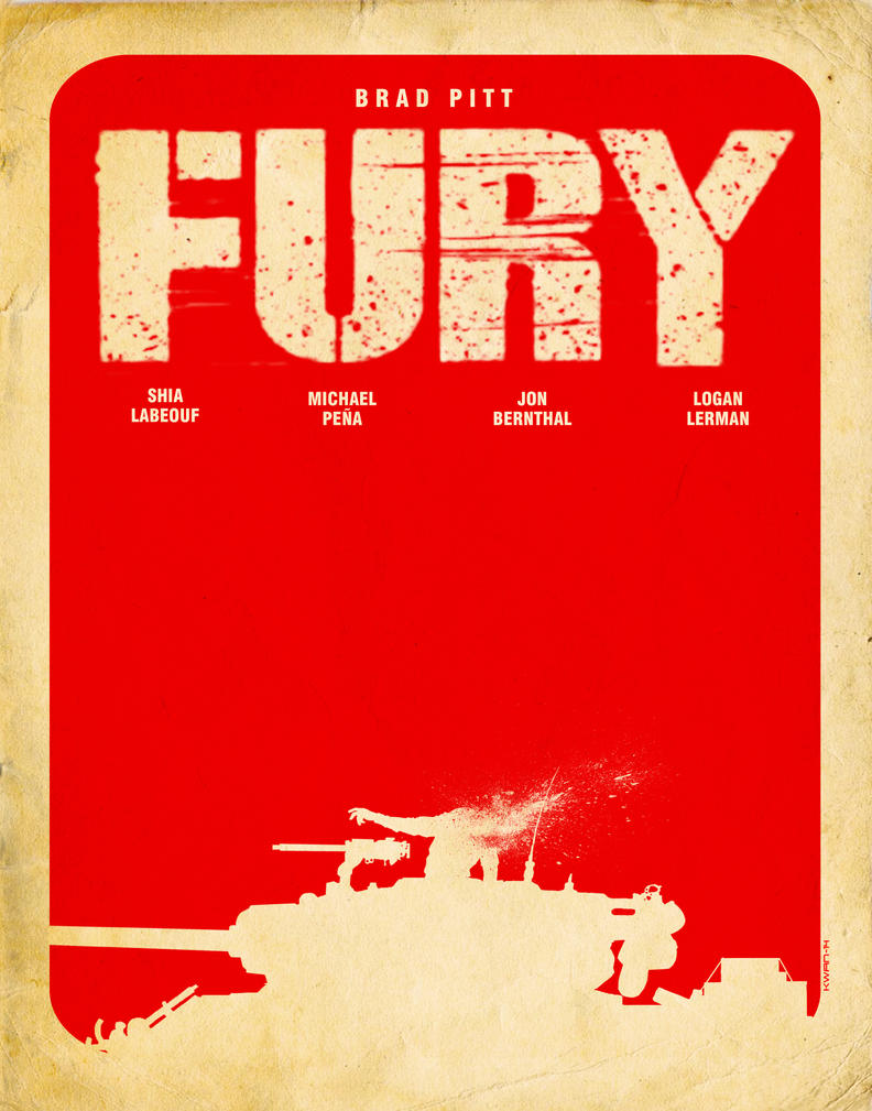 FURY by AndrewKwan