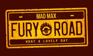 Fury Road by AndrewKwan