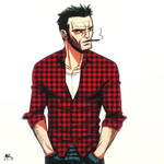 Casual Friday: Wolverine