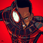 War-face Wednesday: Miles Morales