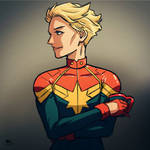 Mugshot Monday: Carol Danvers aka Captain Marvel