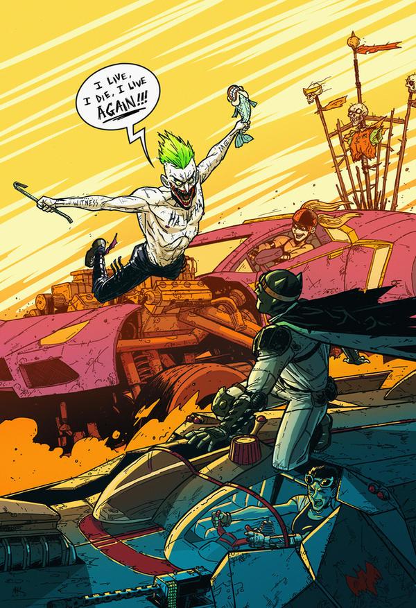 Batman: Fury Road