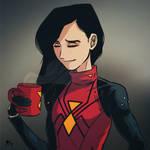 Mugshot Monday: Spider-Woman