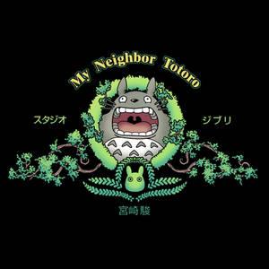 Ghibli's Totoro