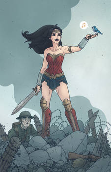 Wonder Woman - War and Peace