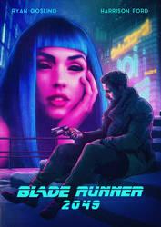 Blade Runner 2049 - Creative Brief by AndrewKwan