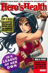 Wonder Woman - Hero's Health