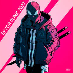 Spidersona