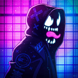 Neon Noir - Venom