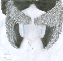 Angel in the Darkness by KazenoMiho