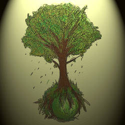 Tree of Life by KazenoMiho