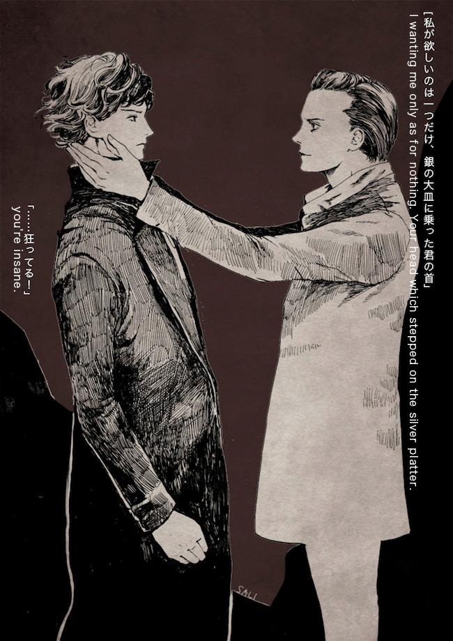 Sherlock/Jim by SALIY221B