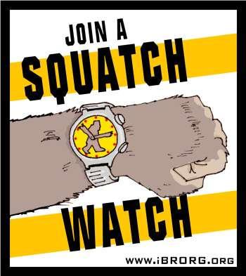 Squatch Watch graphic