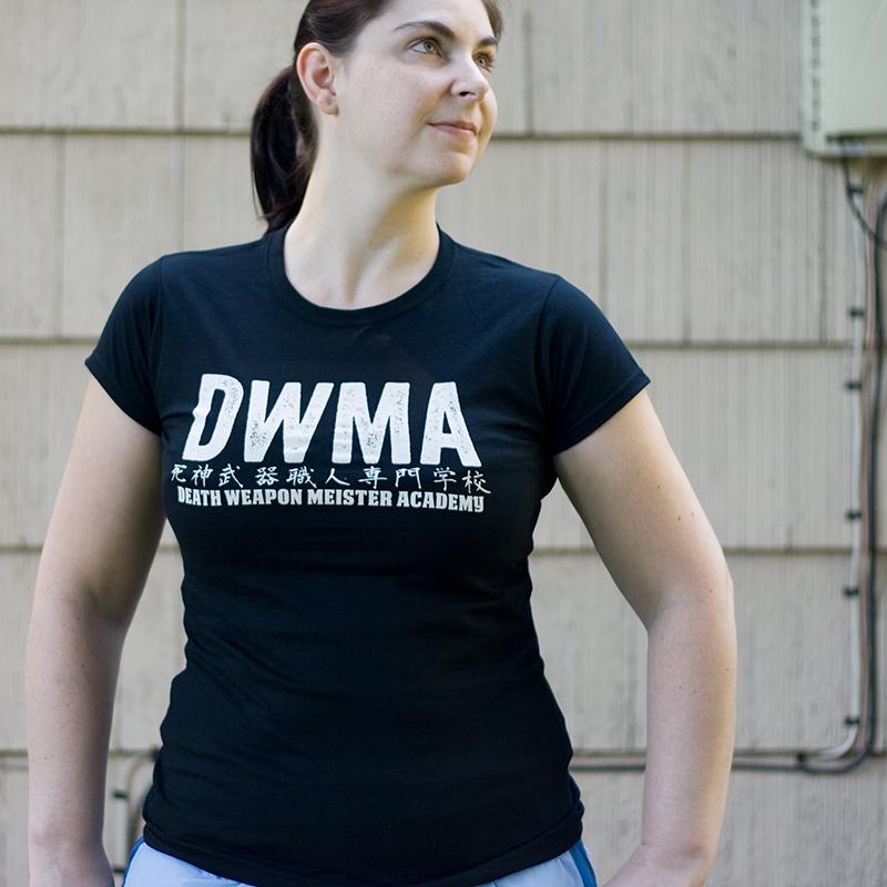 DWMA tee - special printing by superorangestudio