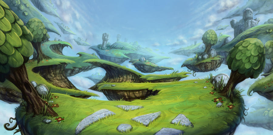 Skylanders 3DS intro by JBellio on DeviantArt