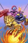 Skylanders Comic Cover Variant