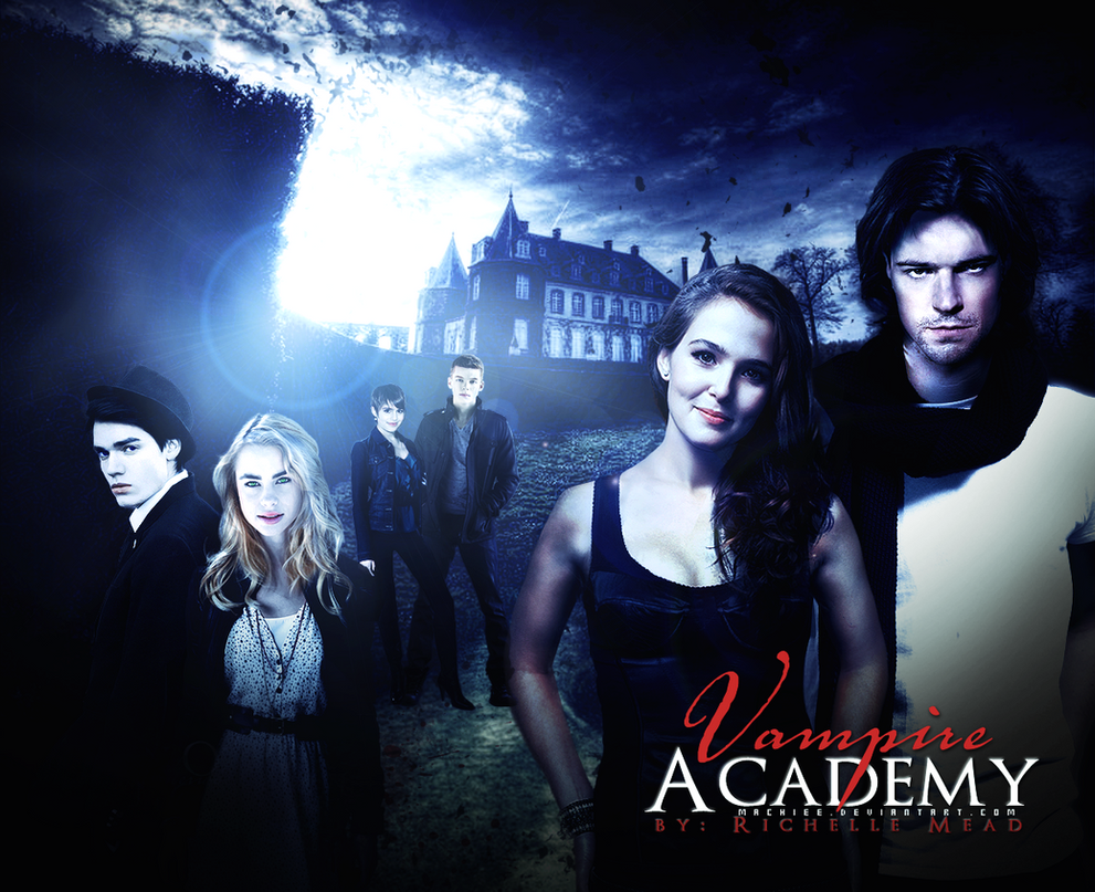 Vampire Academy by mac...