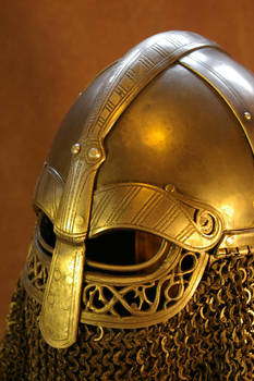 Viking helmet - interpretation by vrin-thomas