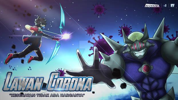 ARLO'S FIGHT CORONA VIRUS
