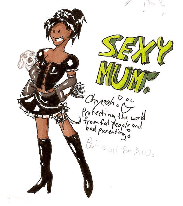 Sexy mum by thatgirl255 New DANGERDOOM is availalable for download for free at Adult Swim and as ...
