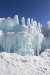Winter Scenes - Ice Castle by Qrinta