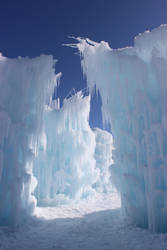 Winter Scenes - Ice Castle2