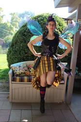 Model Stock - Steampunk Fairy
