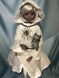 BJD - Smartdoll Moonlight White Witch