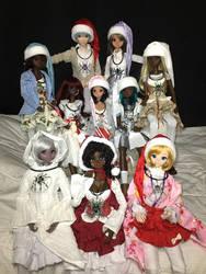 BJD - Smart Doll Happy Holidays