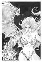 Witchblade by deianira-fraser