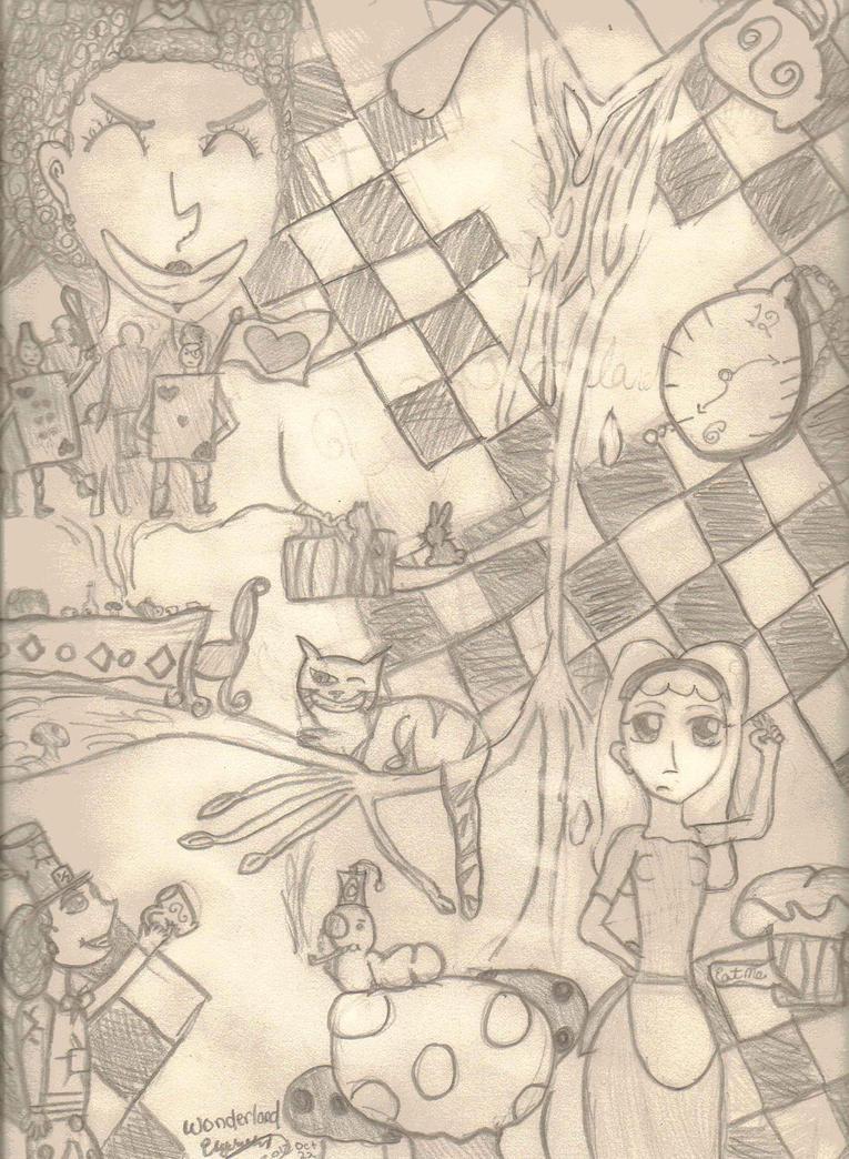 Wonderland by lizzy905