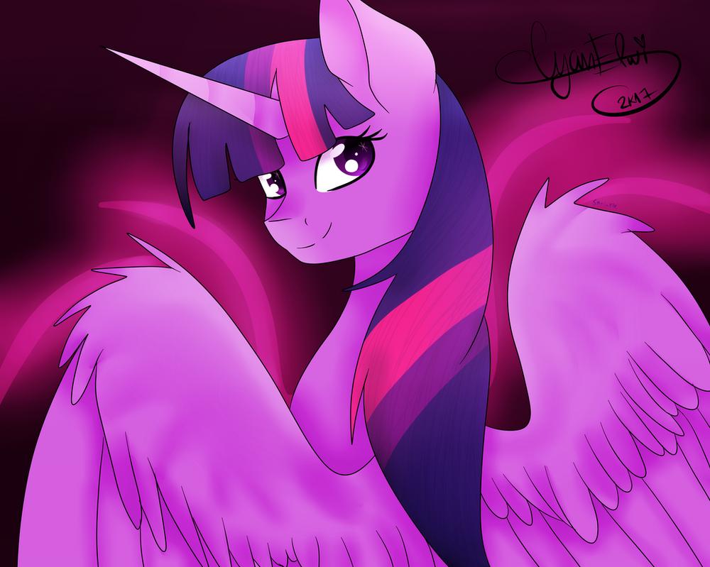 (Collab) Princess Twilight Sparkle by SprinkleDashYT
