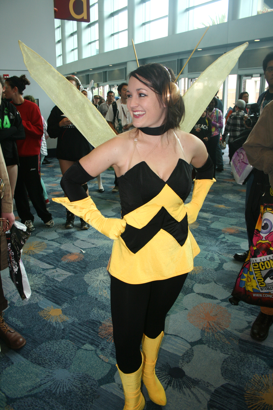 WC12-Wasp by moonymonster