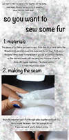 So You Want to Sew Some Fur