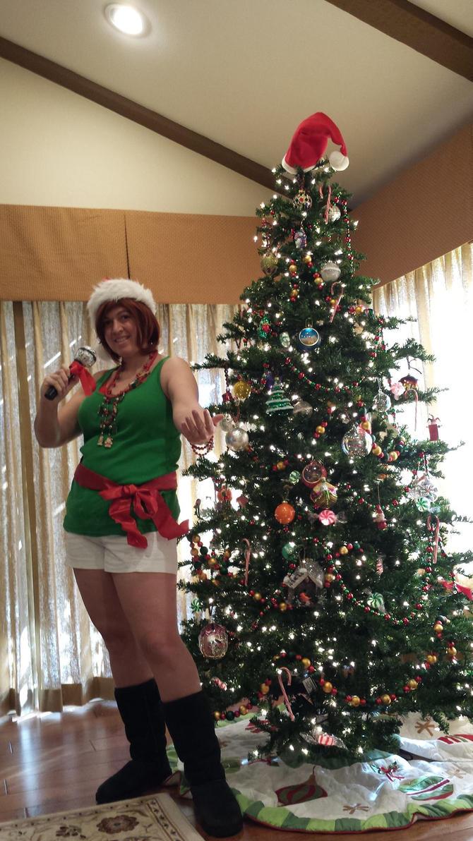 Christmas Carols by moonymonster
