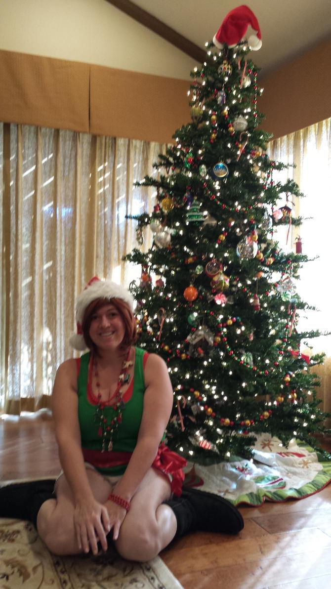 Cute Christmas by moonymonster