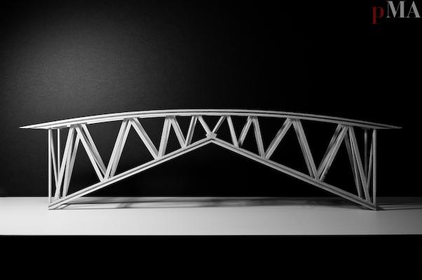 Balsa Wood Bridge Design 01 By Pma0625 On Deviantart