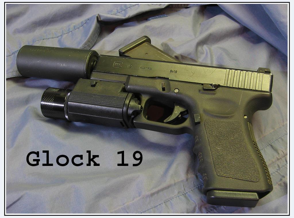 Glock 19 by Guts80 on DeviantArt