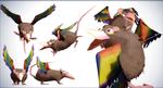 Ratbird - MMD by NipahMMD