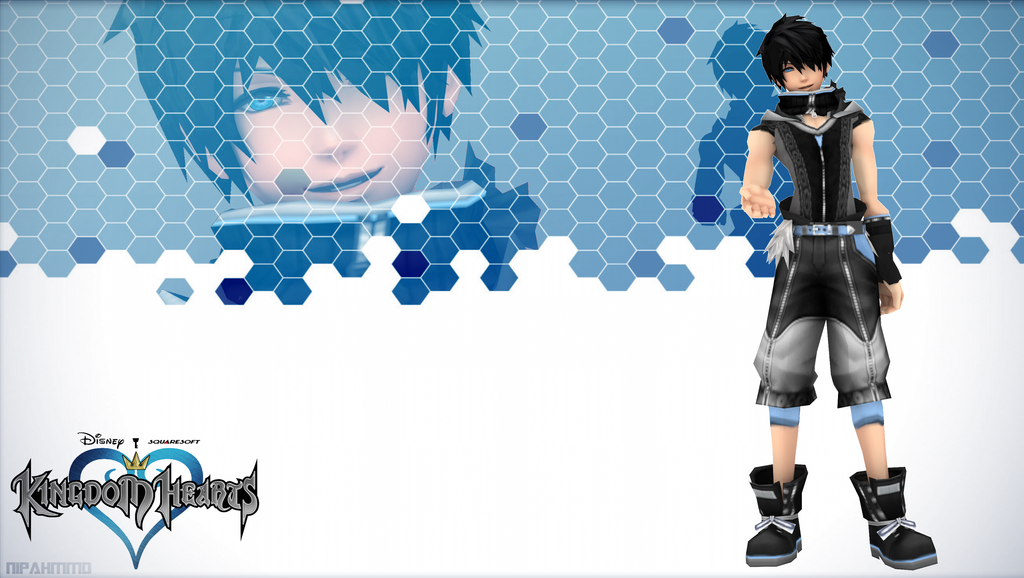 Kingdom Hearts Oc Wallpaper 2 By Nipahmmd On Deviantart