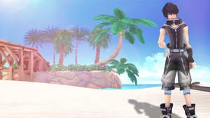 Kingdom Hearts OC Wallpaper - Version 3