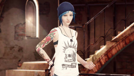 MMD - Chloe Price (Life is Strange) by NipahMMD