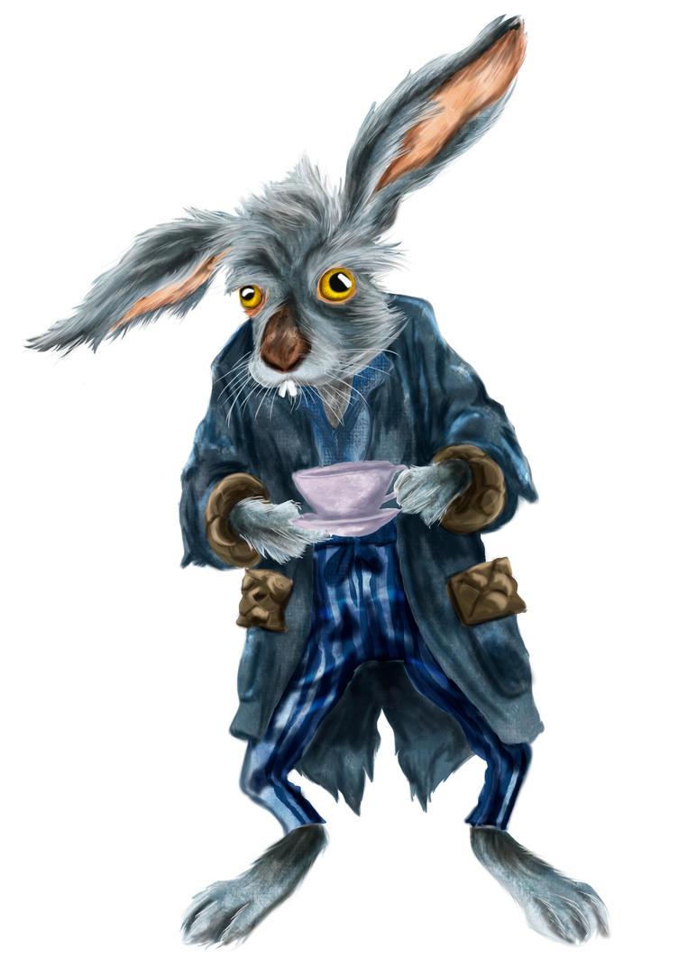 Conejo loco alicia en el pais de las maravillas by mary147 on deviantart - Conejo de alicia en el pais de las maravillas ...