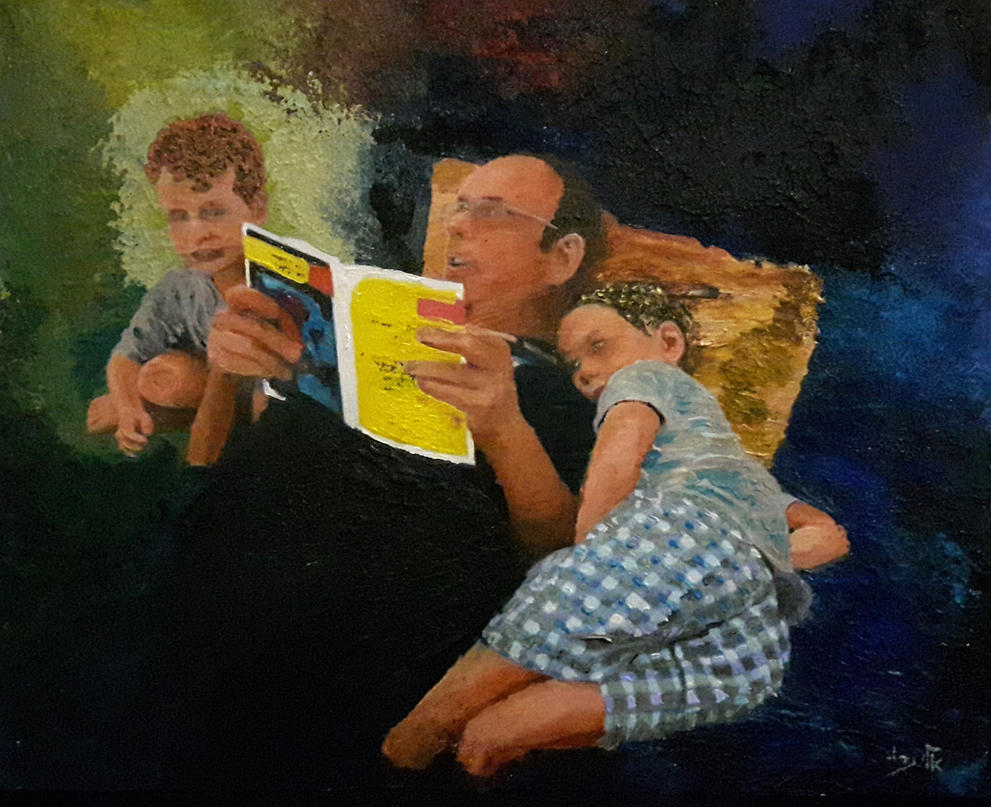 Bedtime story by art-paintings