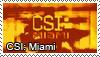 CSI: Miami stamp by Tollerka